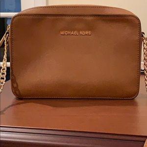 Michael Kors  light brown crossbody